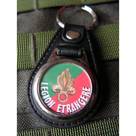 img-Key Ring Luxe - Legion Foreign - Rei Dble Rep Rec
