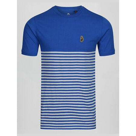 img-Luke 1977 Low Breton Mens Designer Short Sleeve Crew Neck Stripe T-Shirt