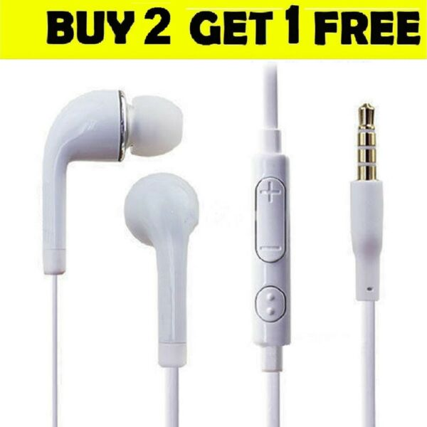 Earphones Headphones Handsfree For Samsung Galaxy a6 a8 a9 plus 2017 2018