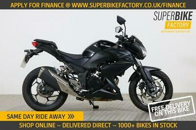 2016 16 KAWASAKI Z300  ABS - BUY ONLINE, CONTACTLESS DELIVERY, USED MOTORBIKE