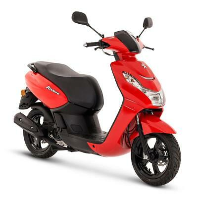 Peugeot Kisbee 50cc 50 Moped Scooter BLACK ONLY  2020 Automatic Rev nGo