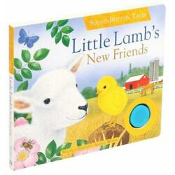 Little Lamb's New Friends (Sound Button Tales) by Wood, A. J. in New