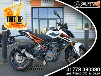 KTM DUKE 125, 2019 MODEL, £1000 SAVING, IN STOCK NOW & 2.9% FINANCE AVAILABLE!!