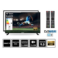 Kyпить Elements Fernseher LED Android Smart TV 40