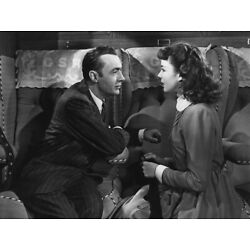 Jennifer Jones and Charles Boyer UNSIGNED 10'' x 8'' photo - P4656 - Cluny Brown