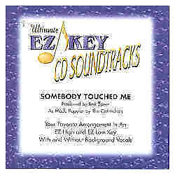 Somebody Touched Me - The Cathedral Quartet - Accompaniment Track