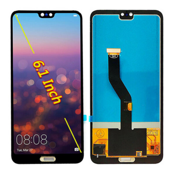 Per Huawei P20 Pro CLT-L09 L29 LCD Display Touch Screen Digitizer Assembly TFT T
