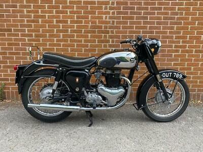 1958 BSA A10 GOLDEN FLASH (RARE MODEL) FREE DELIVERY