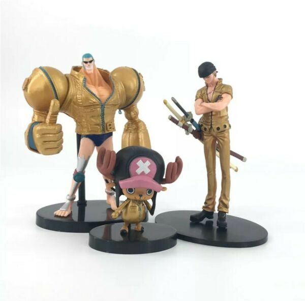 ONE PIECE ANIME FIGURE LUFFY RUFY MONKEY D RUBBER GEAR 4 VERSIONE ACTION FIGURE