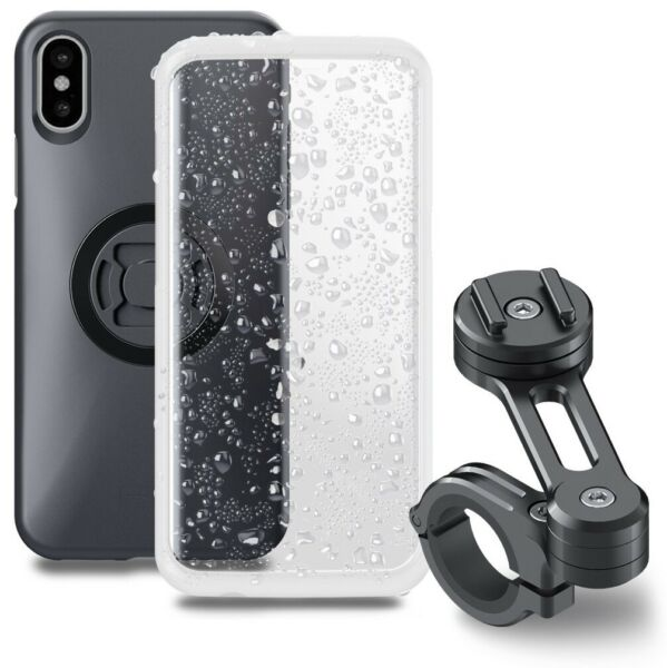 AllemagneSP Connect Moto Paquet Pour IPHONE 11 - Support Inclus Housse de