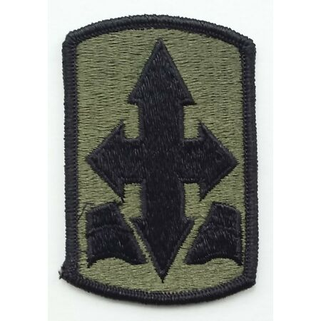 img-US ARMY PATCH 29th Infantry Brigade BDU Battle Dress Uniform Badge United States