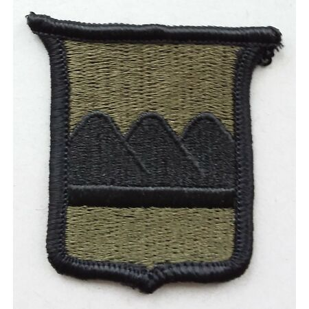 img-US ARMY PATCH 80th Infantry Division BDU Battle Uniform Badge United States