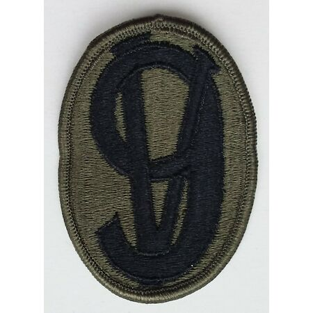 img-US ARMY PATCH 95th Infantry Division BDU Battle Uniform Badge United States USA