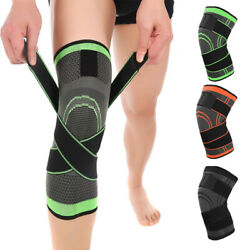 Kyпить 1/2x Knee Sleeve Compression Brace Support For Sport Joint Pain Arthritis Relief на еВаy.соm