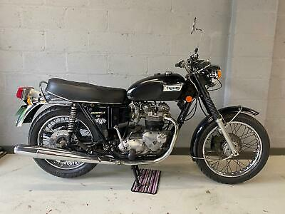 TRIUMPH BONNEVILLE T140V 1976 CLASSIC MOTORCYCLE (DELIVERY AVAILABLE)