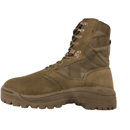 img-New Magnum Desert Patrol Brown Female Army Combat Issue Boots #2733