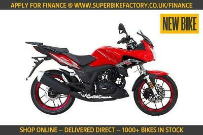 2020 LEXMOTO ZSX,F NAKED 125CC - BUY ONLINE, CONTACTLESS DELIVERY, NEW MOTORBIKE