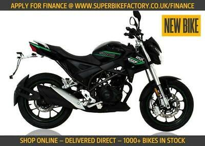 2020 SINNIS RSX125 EFI, BUY ONLINE, CONTACTLESS DELIVERY, USED MOTORBIKE