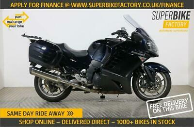2009 B KAWASAKI GTR1400 - BUY ONLINE, CONTACTLESS DELIVERY, USED MOTORBIKE
