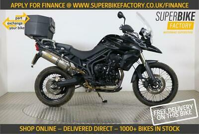 2014 64 TRIUMPH TIGER 800 XC ABS - ALL TYPES OF CREDIT ACCEPTED