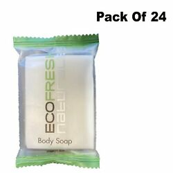 ECOFRESH naturals Body Soap 1.4 Oz (Pack Of 24)
