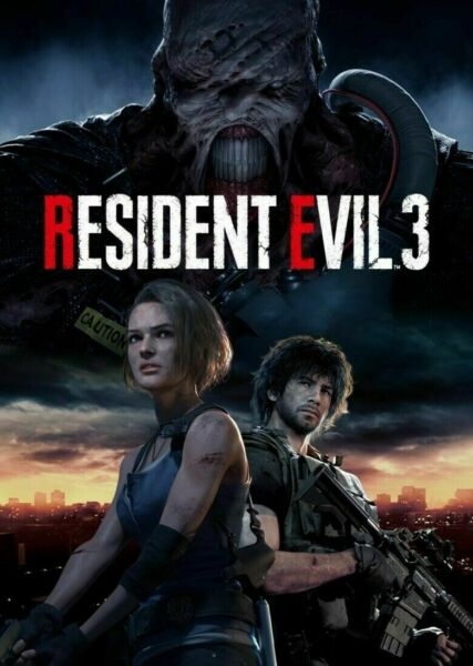 RESIDENT EVIL 3 - PC - ORIGINALE ITALIANO - STEAM - RE 3 REMAKE
