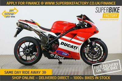 2011 61 DUCATI 1198 ALL TYPES OF CREDIT ACCEPTED