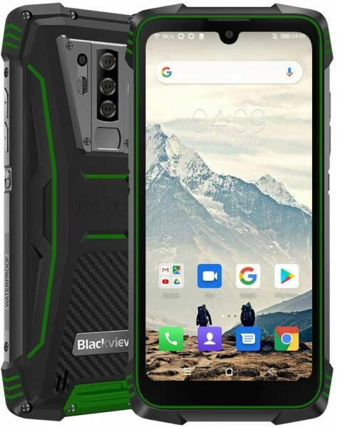 Blackview BV6900 Rugged Smartphone 4GB RAM+64GB ROM Cellulare 5,84