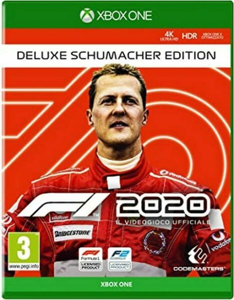 F1 2020 DELUXE Schumacher Edition Xbox One Download NO KEY/ NO CD/ NO CODE