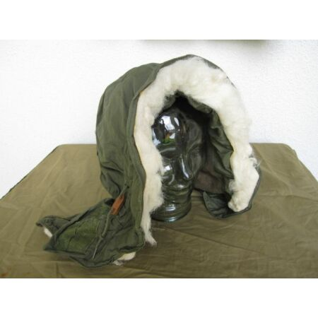 img-US Army Winter Hood Original OG-107 Field Jacket M65 M51 Usmc Navy Marines 2