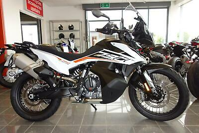 KTM 790 ADVENTURE 2020 Quickshifter + and Rally Pack fitted