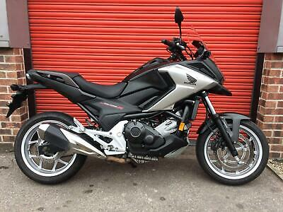 HONDA NC750X ONE OWNER, 2018, ABS BRAKES, HEATED GRIPS
