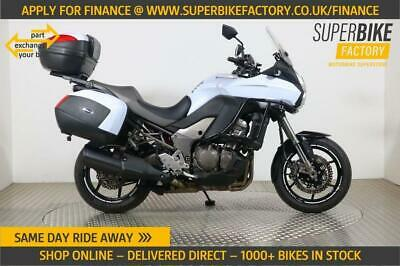 2014 14 KAWASAKI VERSYS 1000 ALL TYPES OF CREDIT ACCEPTED