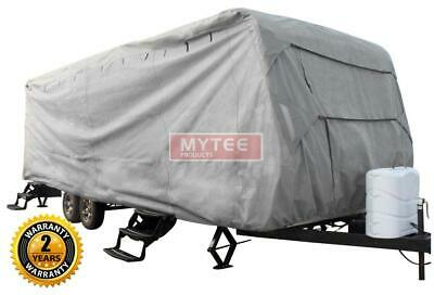 Travel Trailer RV Motorhome Camper Cover Covers 27-30' 2Y Warranty