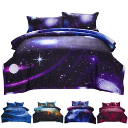 Kyпить Galaxy Comforter Set Reversible Quilt Sky Outer Space Bedding Twin Full Queen на еВаy.соm