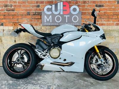 DUCATI 1199 PANIGALE S ABS 2013 13