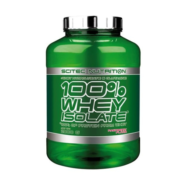 Juvisy sur Orge,France100% Whey Isolate 2000g Scitec Nutrition arome