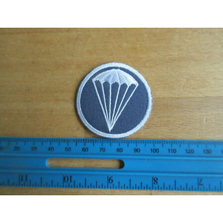 img-US Army Paratrooper Patch Infantry Cap Badge Infantry Garrisson Cap WWII