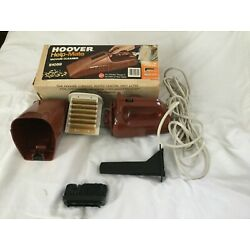 HOOVER HELP-MATE VACUUM CLEANER S1059 WITH DUSTING BRUSH & CREVICE TOOL