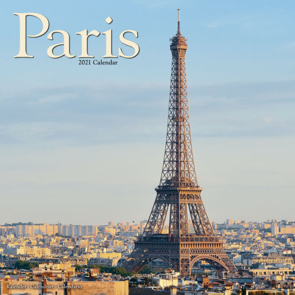 Royaume-UniParis 2021 France Voyage Calendrier 15% OFF Multi s