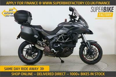 2013 13 DUCATI MULTISTRADA 1200 S GRANTURISMO-ALL TYPES OF CREDIT ACCEPTED