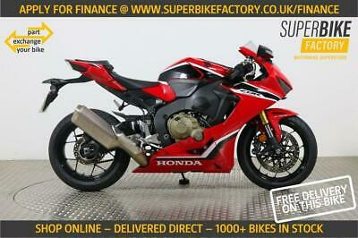 2018 68 HONDA CBR1000RR FIREBLADE BUY ONLINE CONTACTLESS DELIVERY USED MOTORBIKE