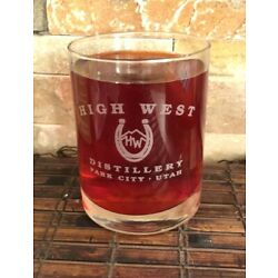 Kyпить HIGH WEST Collectible Whiskey Glass на еВаy.соm
