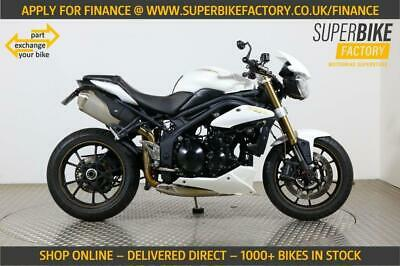 2014 14 TRIUMPH SPEED TRIPLE 1050 1050CC SPEED TRIPLE 1050 ABS