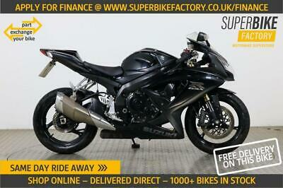 2008 08 SUZUKI GSXR600 - PART EX YOUR BIKE