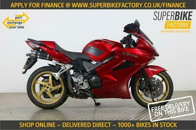 2011 11 HONDA VFR800F A-9 - ALL TYPES OF CREDIT ACCEPTED