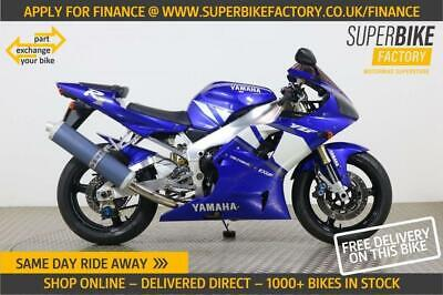 2002 02 YAMAHA R1 ALL TYPES OF CREDIT ACCEPTED