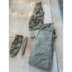 Kyпить New Litefighter 1 Multicam Ocp Individual Army Tent Nsn 8340-01-628-8855 на еВаy.соm