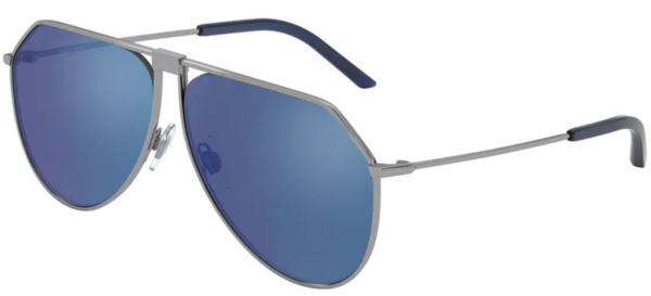 ItalieDolce & Gabbana SLIM DG 2248 /Blue 62/11/145 men Sunglasses