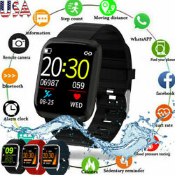 Kyпить Fitness Fit#Bit Tracker Smart Watch Blood Pressure Step Count For iOS Andriod US на еВаy.соm